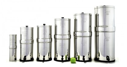 All Berkey Water Filter Products - Aqua Berkey